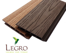 Фасадные панели Legro Pro chocolate/natural
